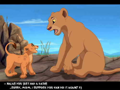 The Lion King kertas dinding entitled TLK fanart