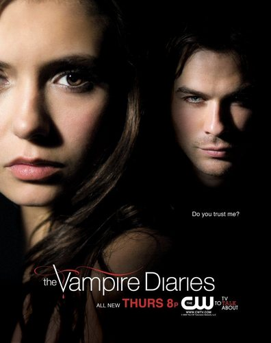 "TVD new official poster HQ ""Do u trust me?"""