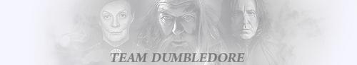 Team Dumbledore