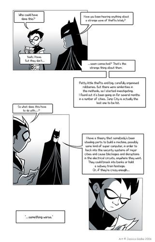 Teen Titans wallpaper entitled Teen Titans Go! comics