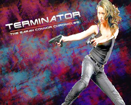 Terminator پیپر وال