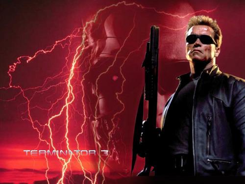 Terminator fonds d'écran