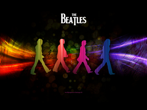 The Beatles پیپر وال