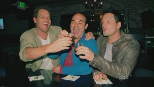 Cougar Town wallpaper called The Boys Are Back In Town Photos