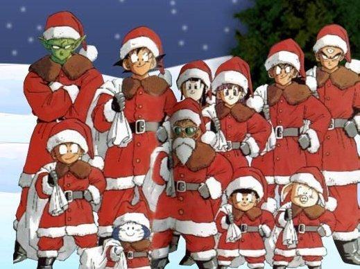 The Gang at Christmas