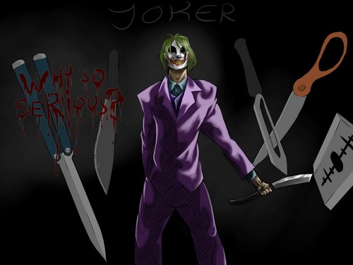 The Joker - the-joker Wallpaper