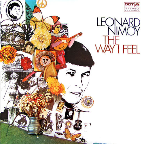 Leonard Nimoy wallpaper entitled The Way I Feel- Leonard Nimoy