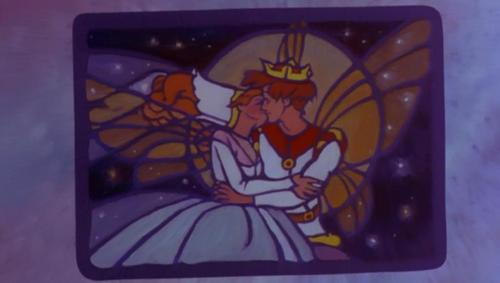 Thumbelina wallpaper titled They Lived Happily Ever After