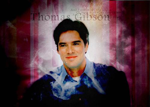 Thomas Gibson wallpaper titled Thomas Gibson