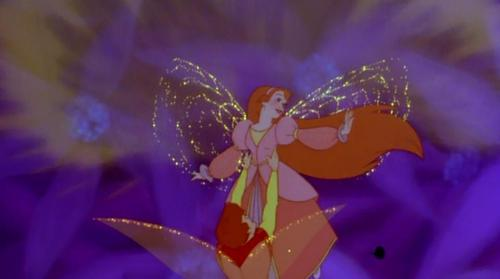 Thumbelina gets wings 1