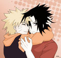 Together 4ever!! - sasunaru fan art
