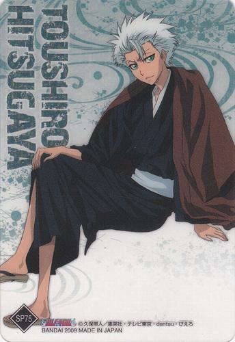 Toshirou in non taichou outfits