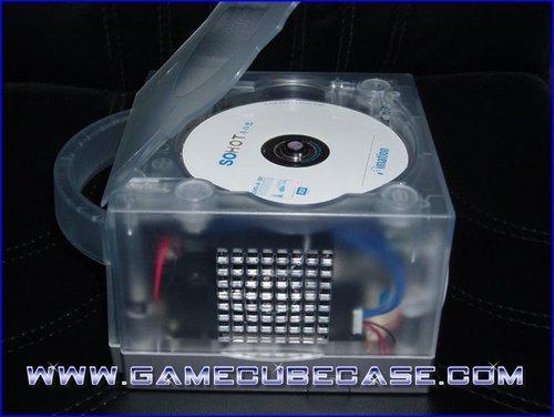 Transparent Gamecube