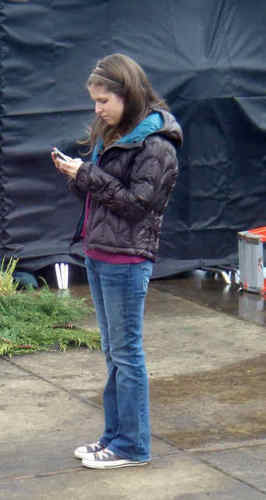 Twilight (2008) > fan Filming Pictures
