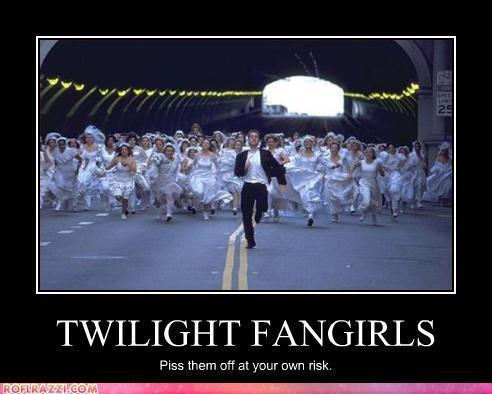 Twilight fangirls