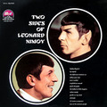 Two Sides - leonard-nimoy photo