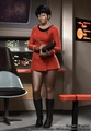 Uhura as a Vulcan - uhura photo