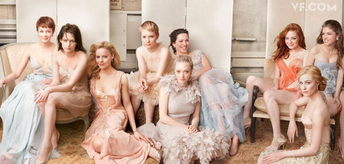 Vanity Fair Behind the Scenes