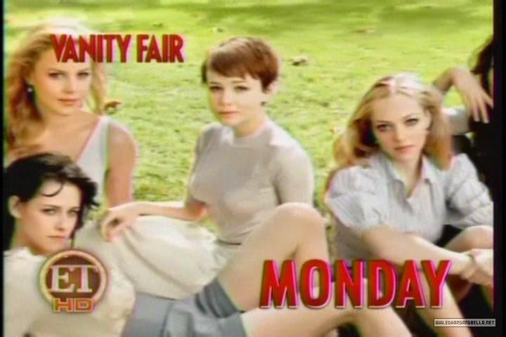 Vanity Fair # Screen Captures