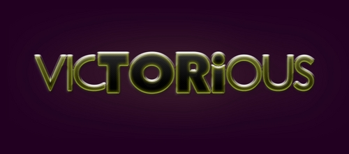 Victorious wallpaper called Victorious Logo