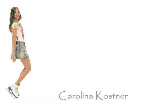 wallpaper Carolina Kostner