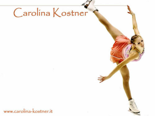 Wallpaper Carolina Kostner