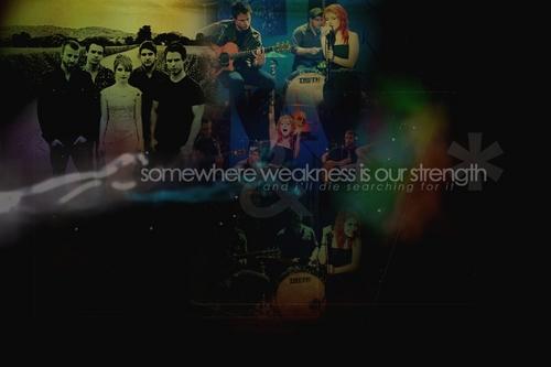 fond d'écran of Paramore