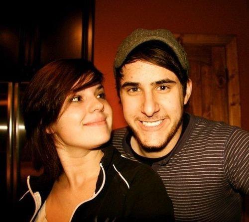 Zac Farro and Emily Patty