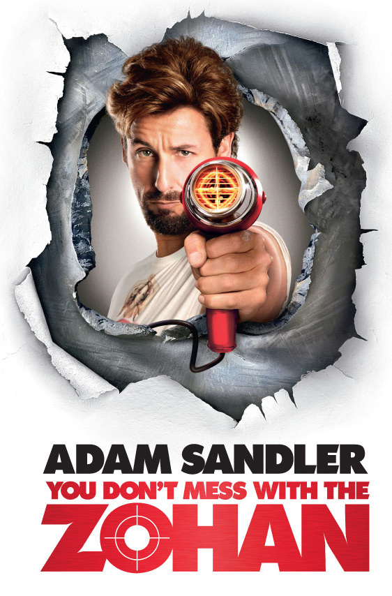 meet zohan movie online You don't mess with the zohan is a 2008 american political satire comedy film directed by but the movie was delayed after the events of 9/11 because those.