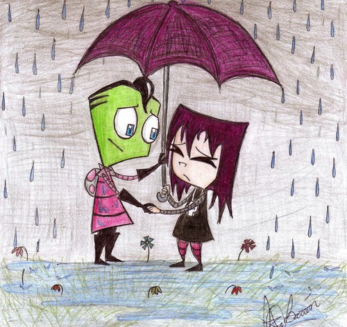 a perfect rainy siku
