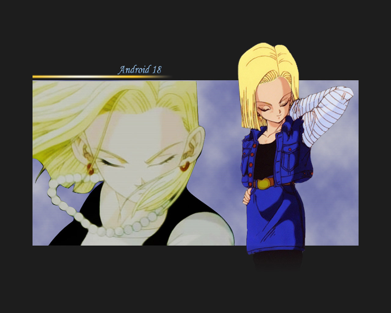 Android 18 Images Android-18 HD Wallpaper And Background