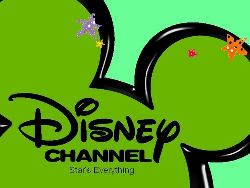 Disney channel kertas dinding
