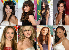 Disney Channel Girls wallpaper titled disneygirls