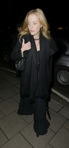 gillian anderson guiness party(2005)
