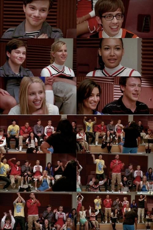 "glee ""sectionals"" picspam - Glee Fan Art (10299957) - Fanpop"