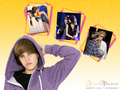 justin bieber 2010 hot wallpapers girl friend kiss love