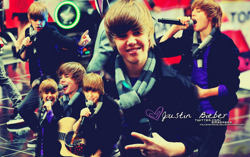 justin is the best of world .