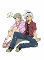 maka x soul - soul-eater photo