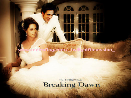 Twilight Series wallpaper called manips bella and edward