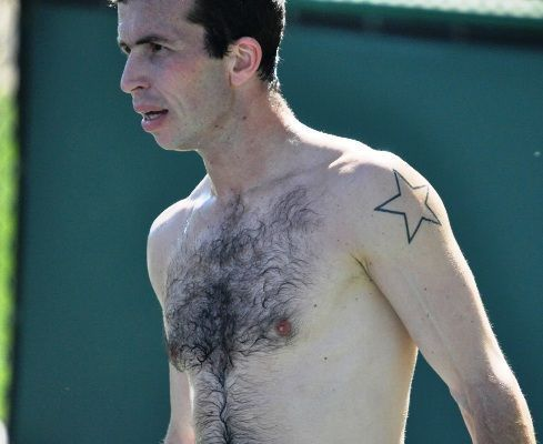 radek stepanek tattoo
