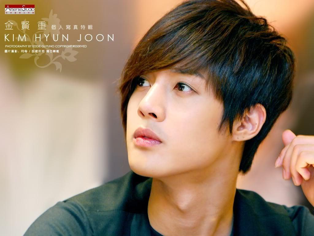 Kim Hyun Joong sweet hyun