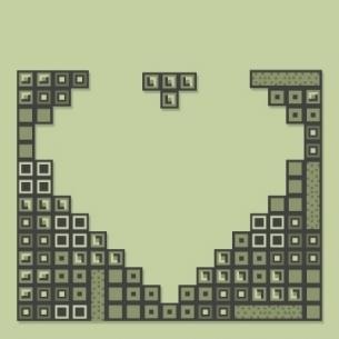 tetris 사랑