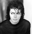 thinking - michael-jackson photo