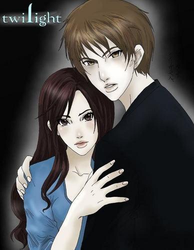 Twilight Аниме