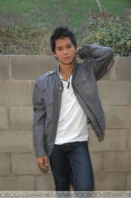 Boo Boo Stewart wallpaper called <3 <3