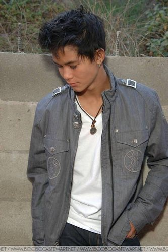 Boo Boo Stewart wallpaper entitled <3 <3