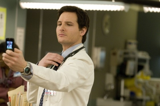 'Nurse Jackie' Stills Featuring Peter Facinelli