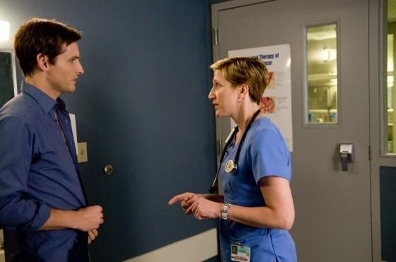 'Nurse Jackie' Stills Featuring Peter Facinelli