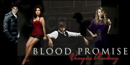 (Rose Dimitri Vasilisa Christian) Vampire Academy sejak Richelle Mead