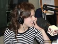 01.08.10: Sarah and Vinnie Radio Show - twilight-series photo